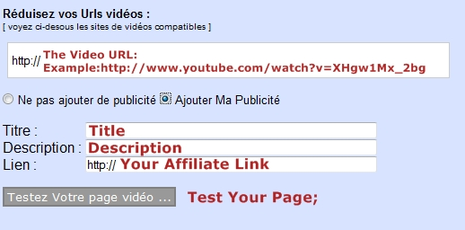 How To Promote Affiliate Products With YouTube Videos